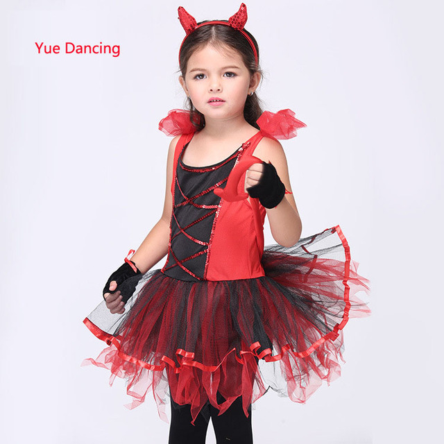 baby kids toddler red tutu party dresses child fanny halloweenchristmas costumes girls stage show