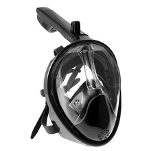 180 Degree View Diving Mask Underwater Swimming Snorkel Anti Fog Full Face Snorkeling Scuba Set
