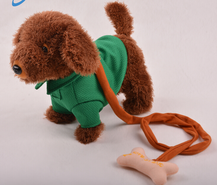 S Remote Control Dog Toy