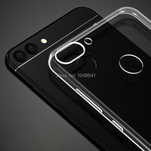 Ultra-thin Silicone Case For Huawei P Smart Anti Skid Soft for Honor 9 Lite Super Skin Gel Cover 5.65 inch