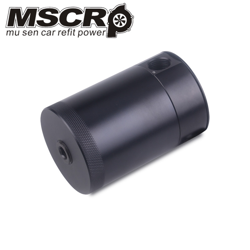 Baffled universal Oil Catch Can tank fuel tank PCV Side reservoir carburantreser for Subaru BRZ 13 15 Scion FR S for TOYOTA 86 in Fuel Tanks from Automobiles Motorcycles