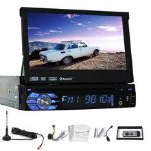 car 1 din autoradio Audio RDS Car DVD Player Navigation PC Sub GPS Stereo SD MP3 Digital TV Movie 1din Auto Radio MP5 Universal