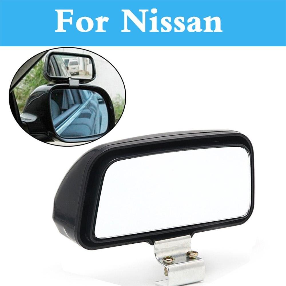 Car styling large rear view mirror adjustable side for nissan pixo president pulsar pathfinder patrol