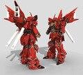 3D modelo de papel Robot Gundam modelo MSN-06S 38 CM alta rompecabezas DIY juguete