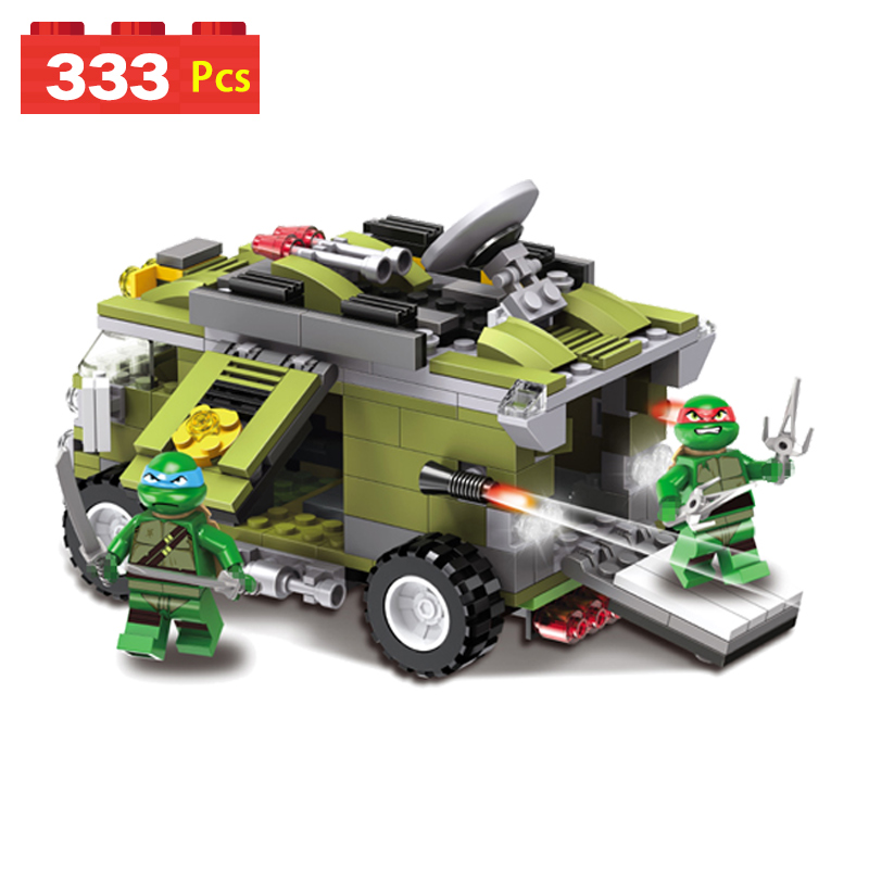 Ninjagoed Turtle Mysterious Building Blocks Model Kids Toys Ninjaed Figures Bricks Action Compatible LegoINGlys Enlighten Toy ninjago set green mech dragon building blocks kids hot toys ninja bricks mini action figures enlighten toy legoinglys figure
