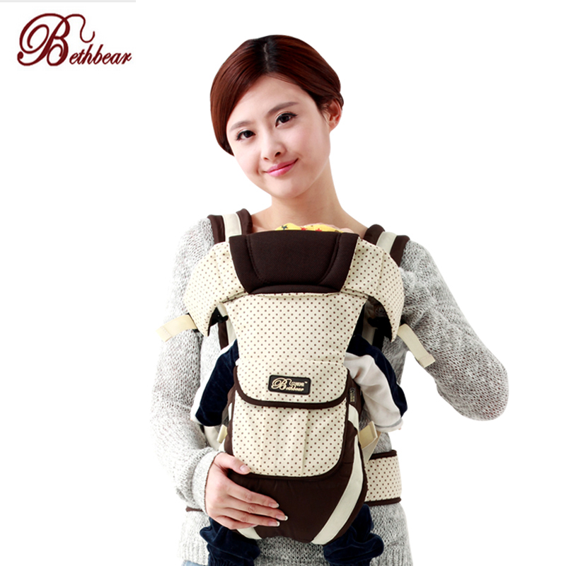 New Fashion Breathable Baby Carrier Hipseat Baby Backpack Ergonomic Carrier Multifunctional 360 Sling Wrap manduca for Babies 0 36 months ergonomic 360 baby carrier cute unicorn multifunctional babies hipseat toddler backpack portabebe infant sling