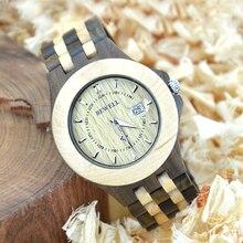 Wooden Luxury Dress Watch for Men