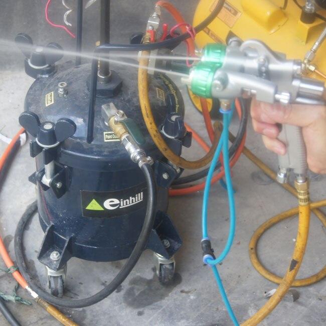 SAT1189 безвоздушного распыления пистолет тяжести ремонт инструмент для авто краска Guns ...
