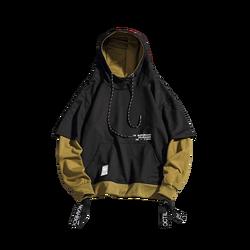 Pathwork hoodies Printed Sweatshirts Hoodies Men Casual Hooded Pullover Streetwear 2019 hip hop 5