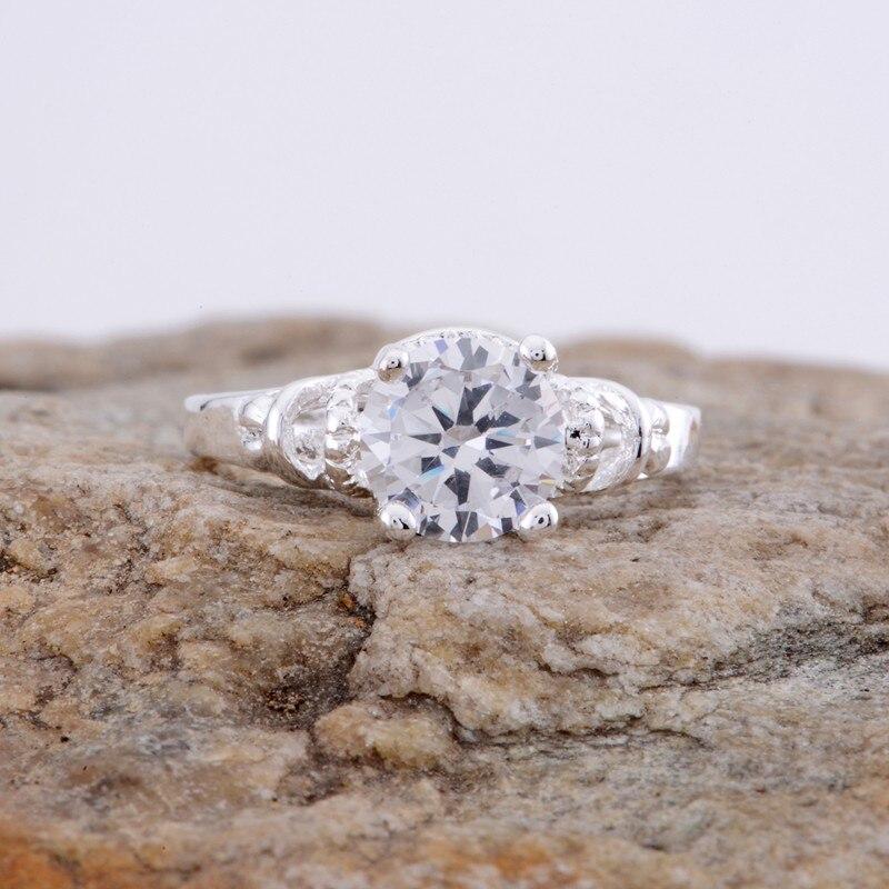 Argento all ingrosso ha placcato anello 925 anello d argento dei monili di  modo wvftornn abc93b78f94c