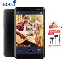 Nokia 6 2and Generation Mobile Phone Black [4+64G] snapdragon cpu cn brush Global ROM 1920*1080P double sim card