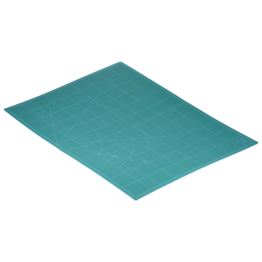 """PVC A2 Cutting Mat 18""""x24"""" Multipurpose Self Healing Cutting Mats for Quilting Double-Sided 5-Ply Durable Paper Mat for Cutting"""