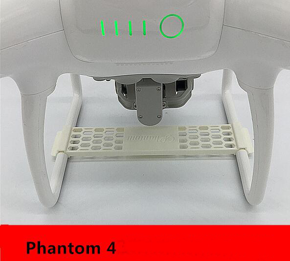 DJI Phantom 4 protective frame camera tripod PTZ camera lens protection protection board accessories