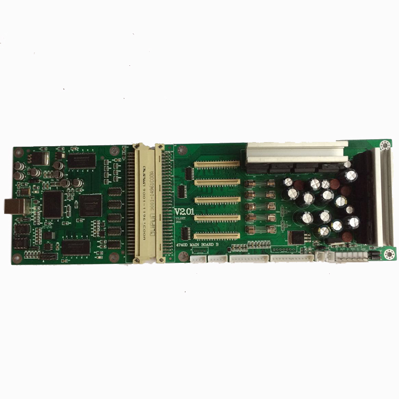 Xenons MainBoard mother board A+B for X2A-6407ASE Eco-solvent Printer