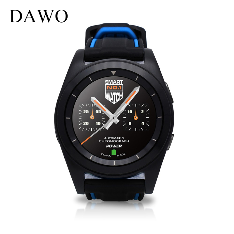 DAWO G6 Bluetooth Smart Watch Heart Rate Monitor Pedometer PSG Remote Control Sleep Monitor Wristwatch For Android IOS new arrival heart rate monitor watch rwatch r11 bluetooth smart watch wristwatch for ios android with pedometer sleep tracker