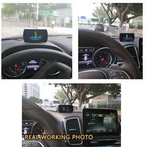 Image 5 - P12 רכב OBD2 דיגיטלי מד OBD HUD אוטומטי אבחון כלים GPS T800 דיגיטלי מד TFT HD תצוגה עבור כל מכוניות 25 פונקציות