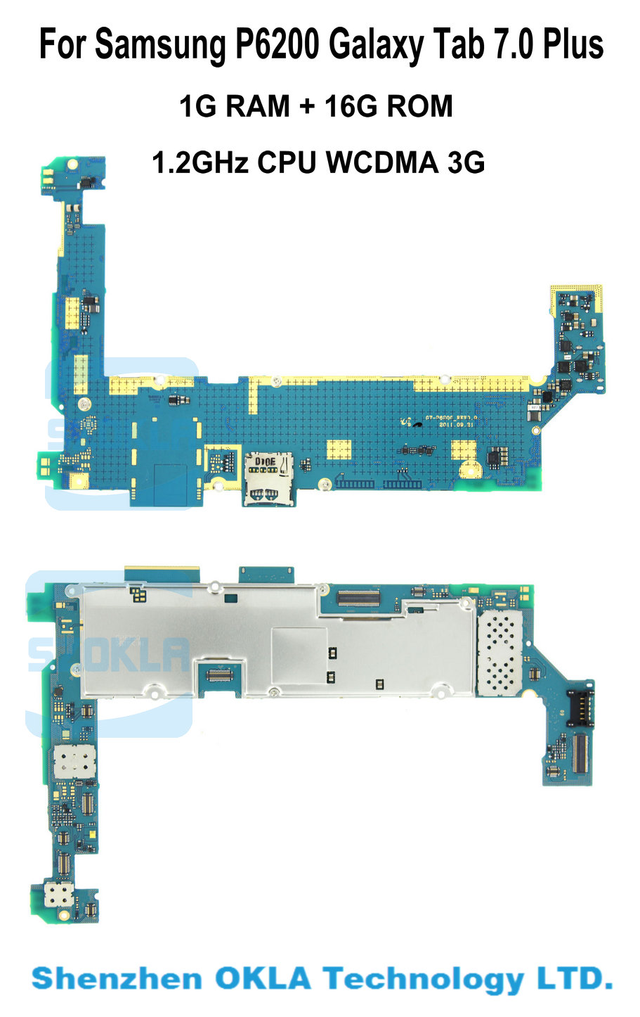 Buy 1pcs For Xiaomi Redmi1 Hongmi 1 Mi1 1g Ram 4g Logic Diagram Of Samsung Galaxy Tab 70 Plus P6200 16g Rom Mainboard Motherboard Board