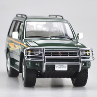 Brand New SunStar 1 18 Scale JAPAN 1998 Mitsubishi PAJER SUV Diecast Metal Car Model Toy