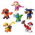 6pcs/lot Juguetes Kids Toys Action Figure Animal Patrulla Canina Toys Puppy Patrol Dogs Baby Gift Doll Birthday Movable Joints