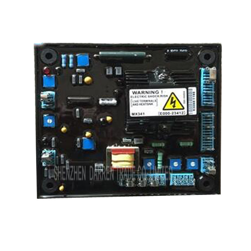 1pc Stamford generator AVR MX341 for permanent magnet generator  kampfer stamford