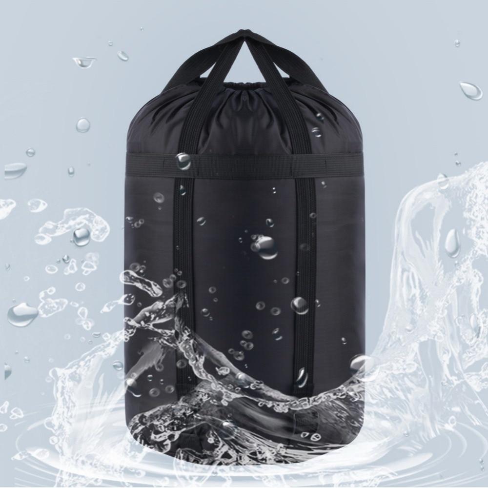 Lightweight Nylon Compression Stuff Sack font b Bag b font Waterproof Outdoor Camping Small Sleeping font