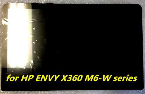 Laptop Lcd Screen Computer & Office Ips Led Lcd Display Touch Screen Digitizer Assembly Bezel For Hp Envy X360 15-bp000 15-bp100 15m-bp000 15m-bp103ur 15t-bp