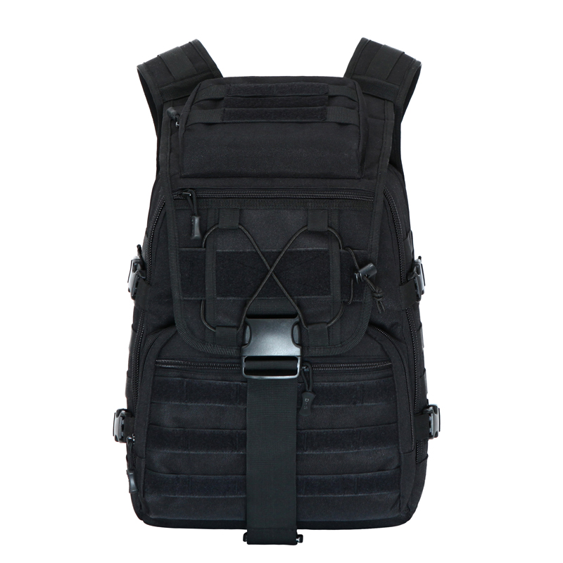 Men Durable Nylon Backpack Daypack Military Tactical Book Student Rucksack Bag