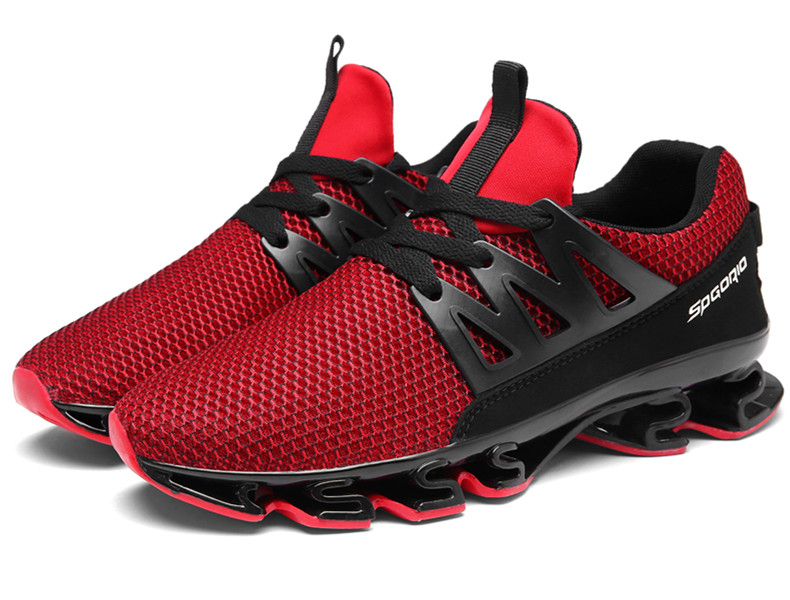 Men Running Shoes Breathable