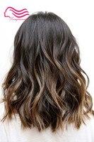 100% Европейский волос Девы кошерный парик, отработку вьющиеся волосы или небольшая волна еврейских парики Бесплатная доставка