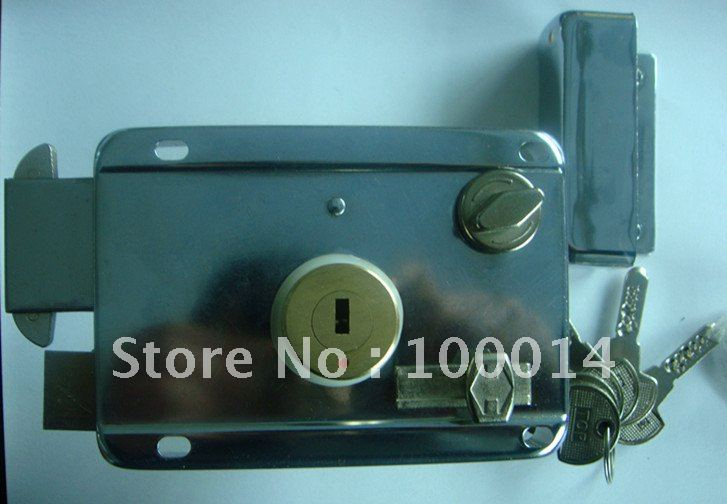 Rim lock Outside outfit door lock Door Lock