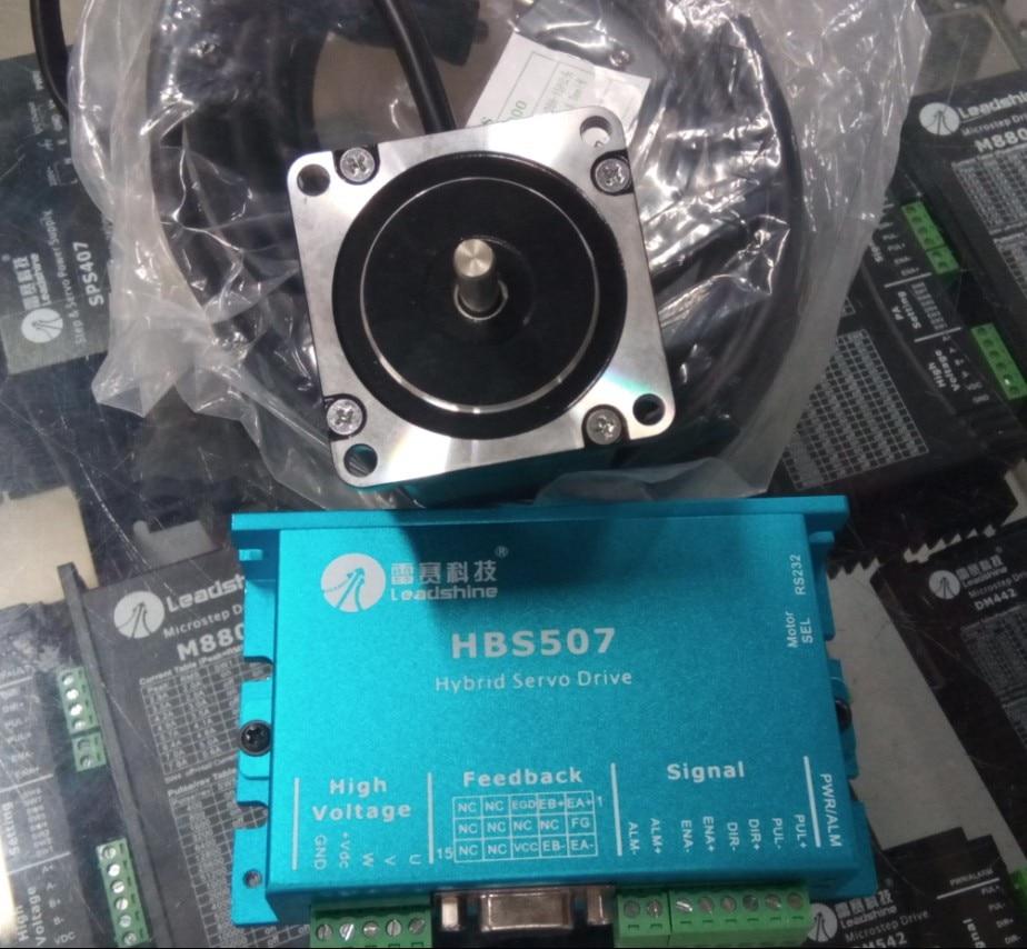 Neue Leadshine Closed Loop servoantrieb HBS507 und 3 phasen ...