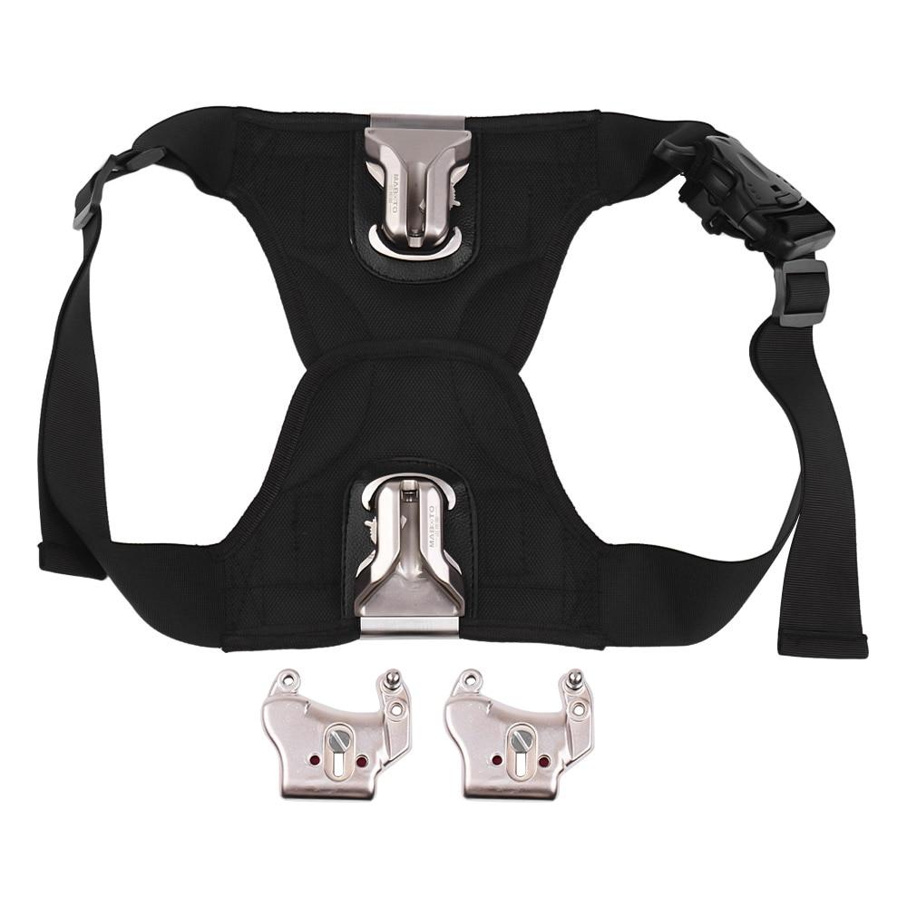Camera Waist Belt Strap Mount Holder Double Buckle Hanger Holster for Canon Nikon Pentax DSLR Camera