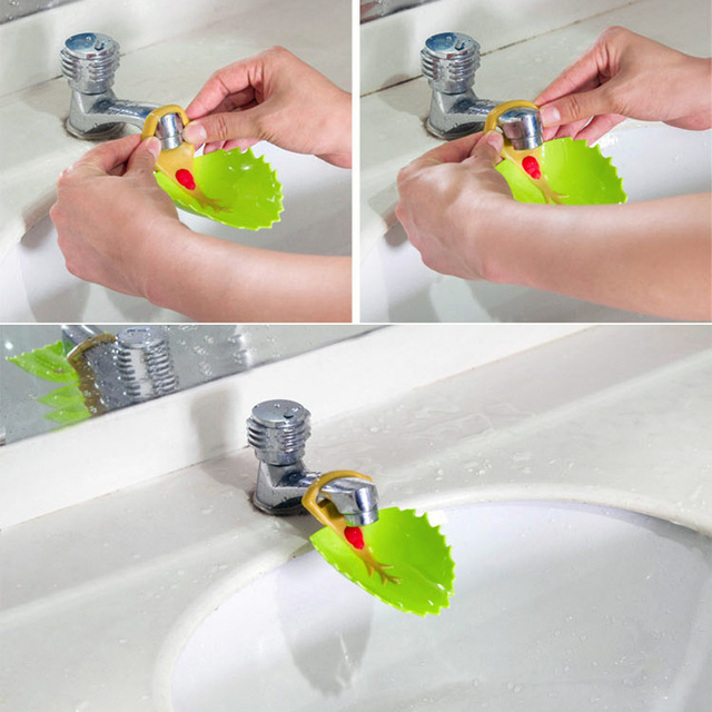 Water Tap Faucet Extender For Kids