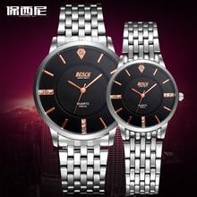 Slim lady's BO3312 luxury watch, business high-end brand wrist watch, quartz watch, fashion leisure waterproof watch