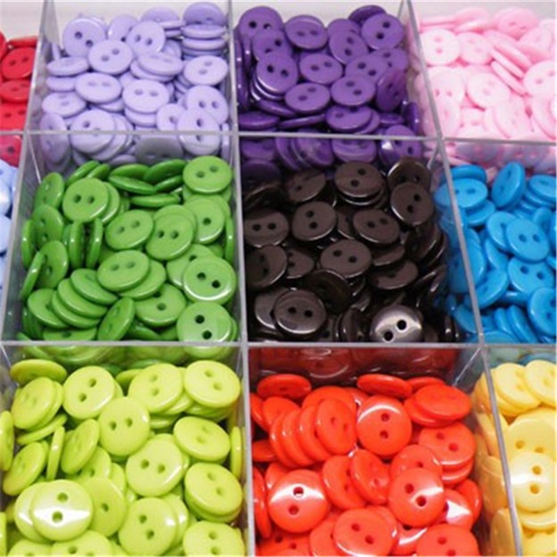 SEWING AND CARDS 100g ASSORTED BLUES BULK BUTTON MIX CRAFTS SCRAPBOOKS