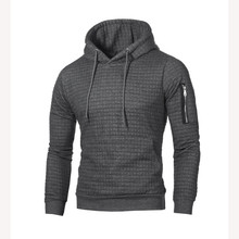 2018 New Fashion Sweater Men Pullovers Slim Fit Jumpers Casual Hooded Autumn Winter Pull Femme Clothes
