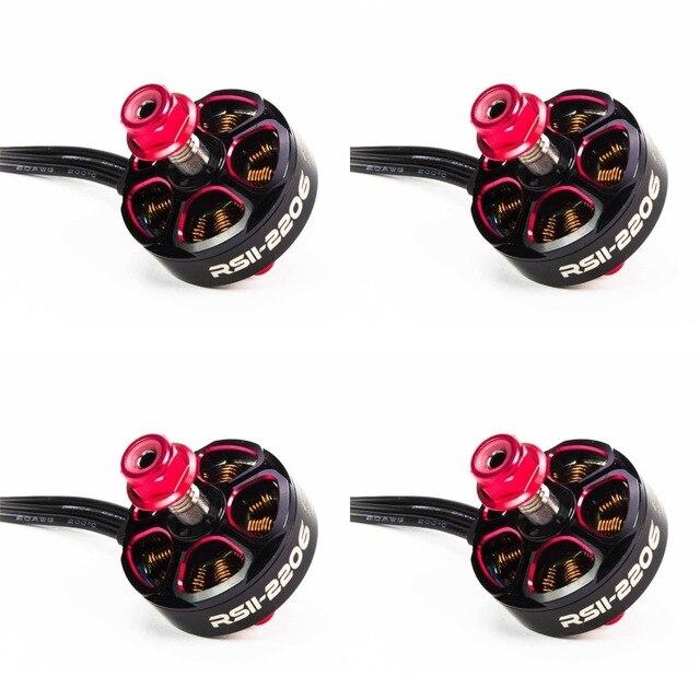 4 pc Emax RSII 2206 moteur Brushless 3-6 S 1700/1900kv 2-4 S 2300/2700kv 2CW 2CCW moteurs pour FPV quadrirotor4 pc Emax RSII 2206 moteur Brushless 3-6 S 1700/1900kv 2-4 S 2300/2700kv 2CW 2CCW moteurs pour FPV quadrirotor