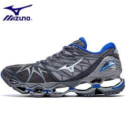 Оригинальный MIZUNO WAVE Prophecy 7 professional Мужская обувь 8 цветов Открытый Спортивные кроссовки Лучшие Для мужчин Штангетки Размер 40-45