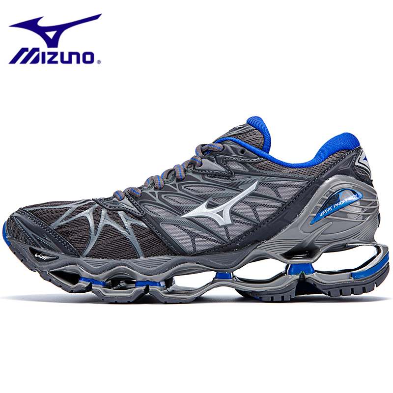 Original MIZUNO WAVE Prophecy 7 professional Men Shoes 8 Colors Outdoor Sport sneakers Best Men Weightlifting Shoes Size 40-45 original mizuno wave prophecy 6 professional weightlifting shoes men sneakers outdoor high quality sport sneakers size 40 45