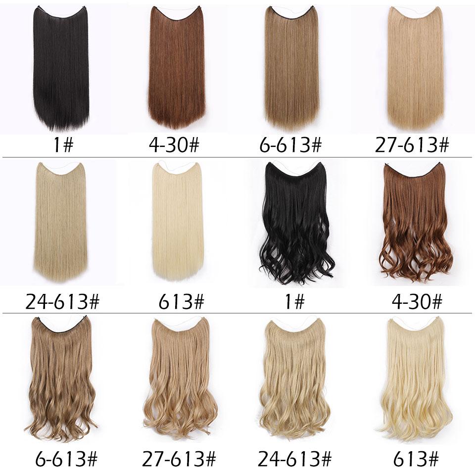 AISI BEAUTY Μακρύ συνθετικό τρίχωμα - Συνθετικά μαλλιά - Φωτογραφία 6