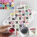 UV Gel Gelpolish Paint For Nails Color Set Bling Art Nails French Pure Polish 24jar Soak Off DIY Beauty Vernis Unha De Vogue 242