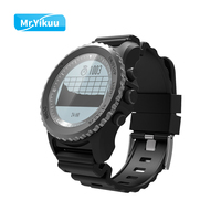 GPS Professional Sports Smart Watch Water Temperature Track Record Barometer For Triathlon iPhone 8 Samsung Xiaomi Huawei Clock