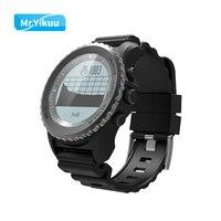 Gps профессиональные спортивные Смарт часы Температура воды послужной список барометр для триатлона iPhone 8 samsung Xiaomi huawei часы