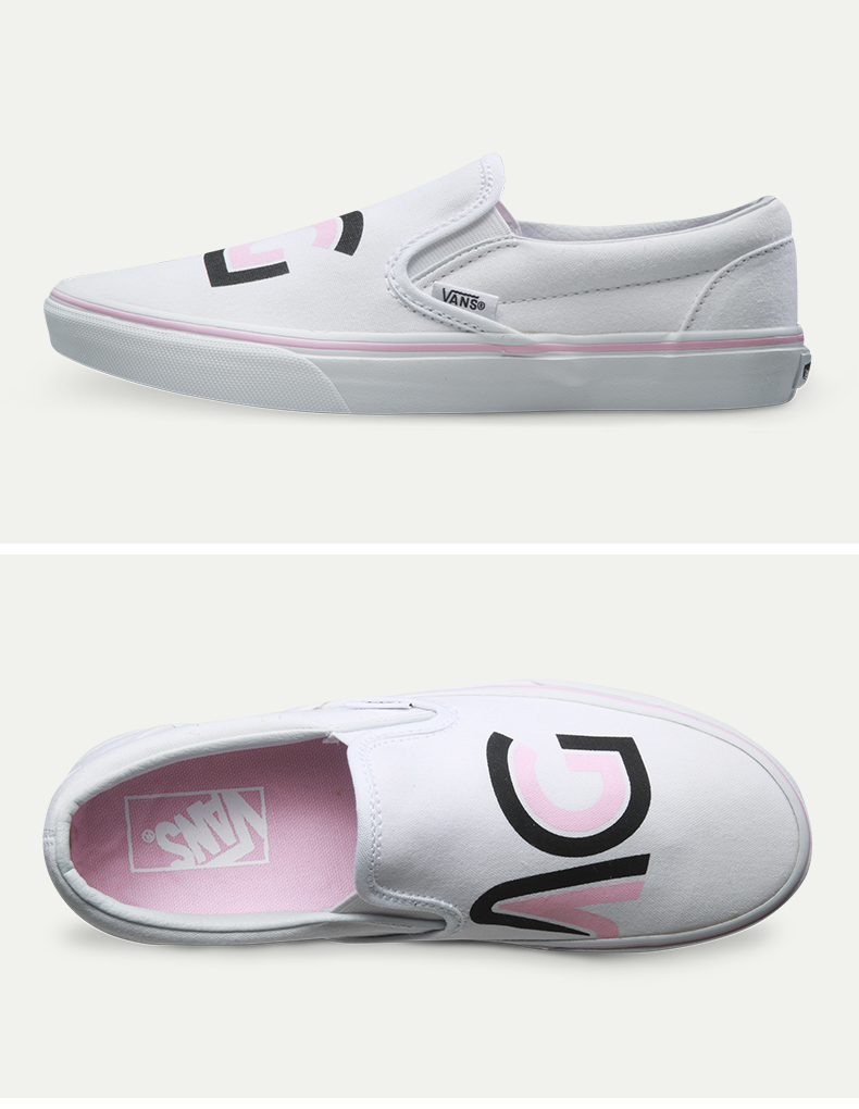 Original Vans New Arrival Low-Top Women's Skateboarding Shoes Sport Shoes Canvas Shoes Sneakers free shipping
