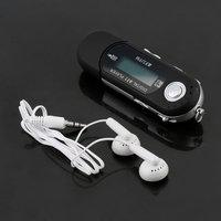 10PCS MP3 Player Mini USB 2.0 Flash Drive High Speed Transfer LCD Display Music MP3 Player