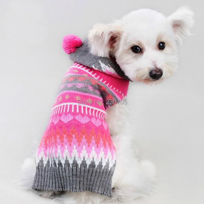 Aliexpress.com : Buy Free Shipping Cute Pet Christmas Sweater ...
