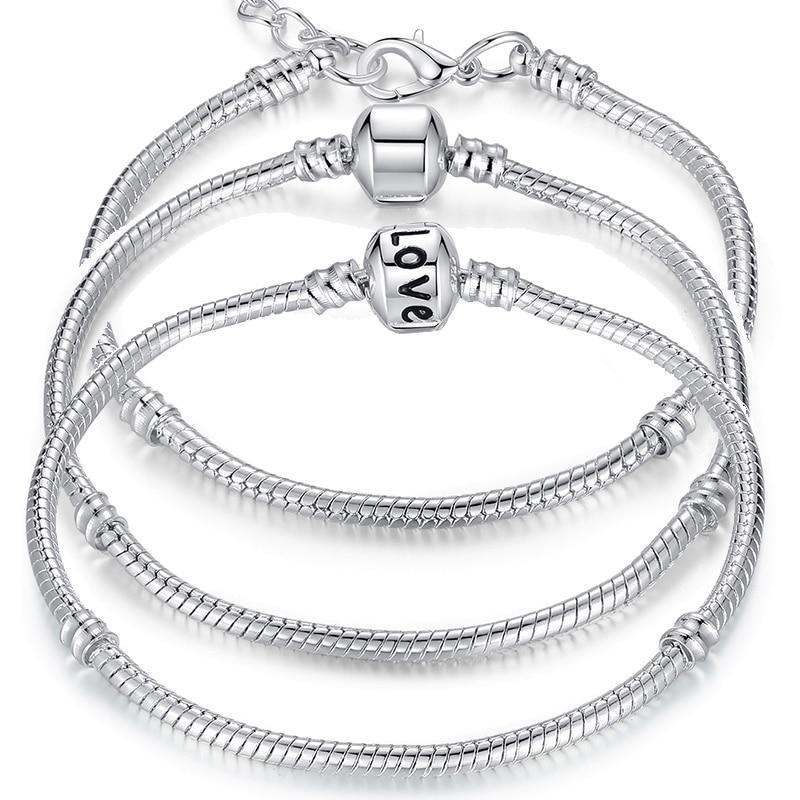 Fashion Casual Metal Women's Chain Bracelet Bracelets Jewelry Women Jewelry