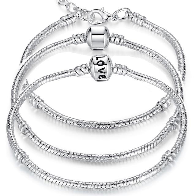 Women's Laconis Style Chain Bracelet