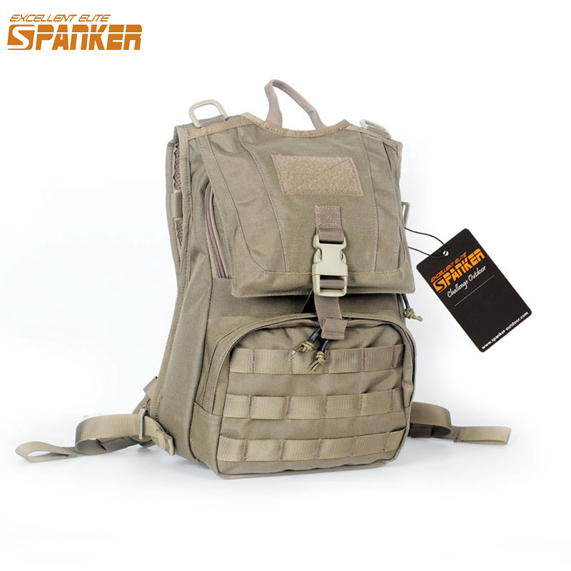 EXCELLENT ELITE SPANKER Waterproof Military Tactical Backpack Hunting Accessories Sport Bag Molle Tactical Pouch Hunting Bag timetang 2017 leather gladiator sandals comfort creepers platform casual shoes woman summer style mother women shoes xwd5583
