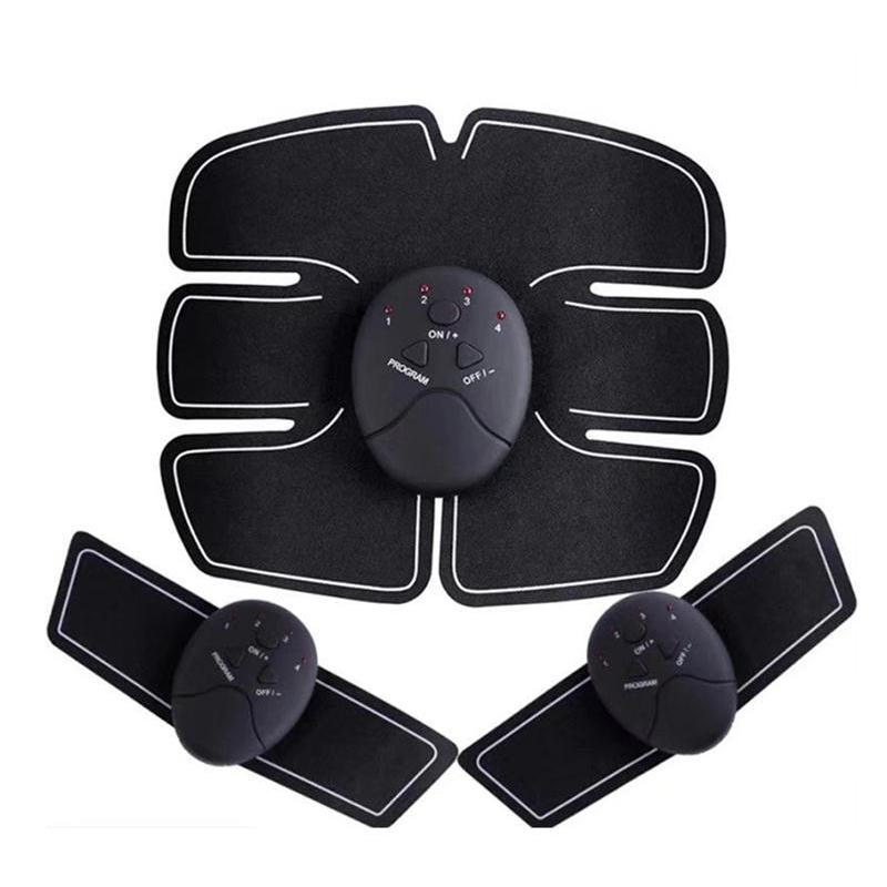 Electric abdominal/hip EMS Muscle Stimulator Body Slimming Fitness Exercise Machine ABS Training MachineElectric abdominal/hip EMS Muscle Stimulator Body Slimming Fitness Exercise Machine ABS Training Machine